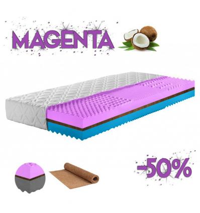 Matrace Magenta 9 zón 18 cm