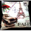Dekorační polštářek VI. Paříž 2 45x45cm